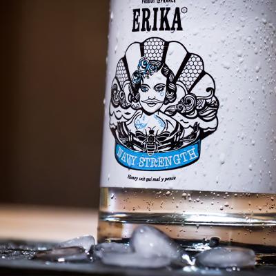 Navy Strength Gin Erika Spirit
