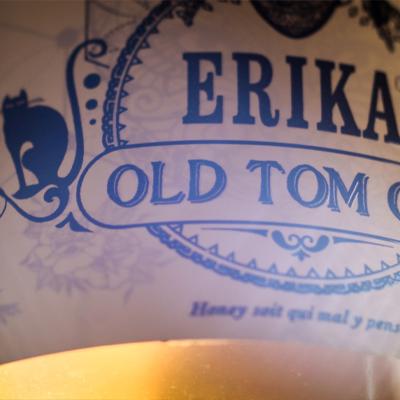 Old Tom GIN Cocktail Erika Spirit