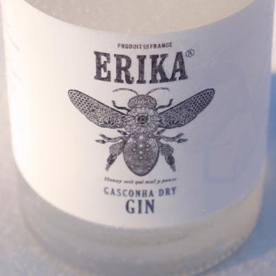 Gasconha Dry Gin Erika Spirit