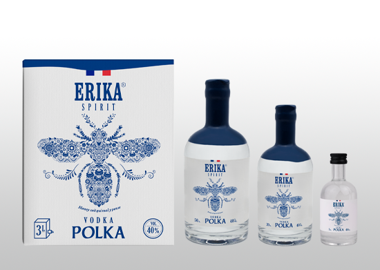 Famille Vodka Polka Erika Spirit
