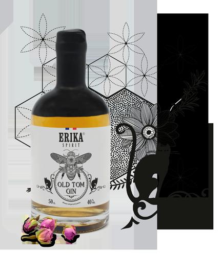 Old Tom Gin Erika Spirit