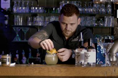 Cocktail Sourmandarine