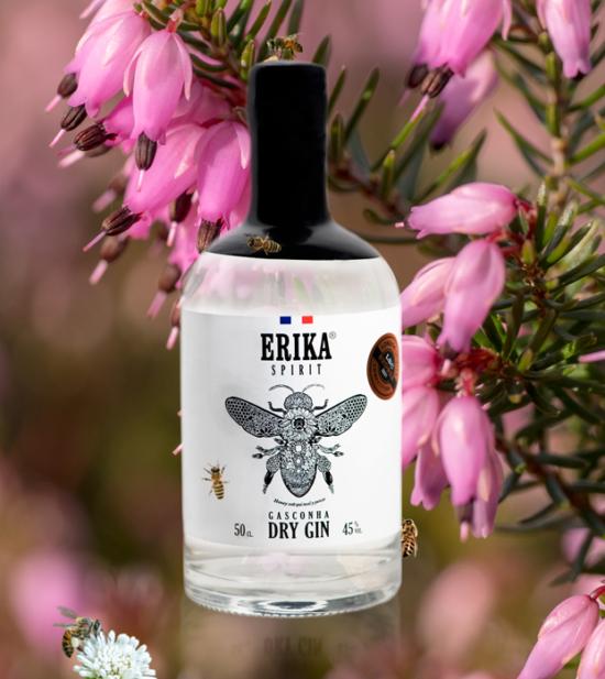Dry Gin Erika Spirit