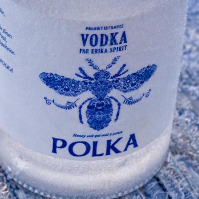 Vodka Polka Erika Spirit